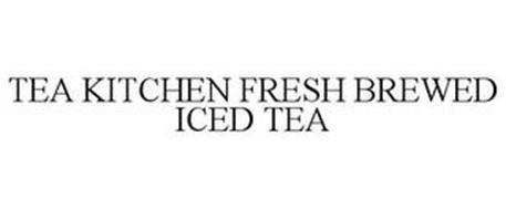 TEA KITCHEN FRESH BREWED ICED TEA