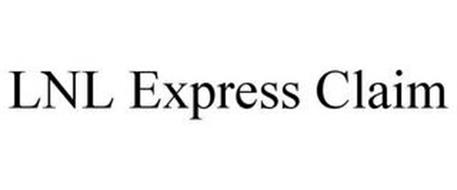 LNL EXPRESS CLAIM
