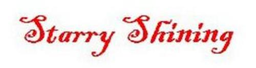 STARRY SHINING