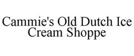 CAMMIE'S OLD DUTCH ICE CREAM SHOPPE