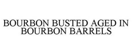 BOURBON BUSTED AGED IN BOURBON BARRELS