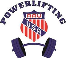 POWERLIFTING AAU USA