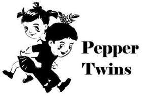 PEPPER TWINS