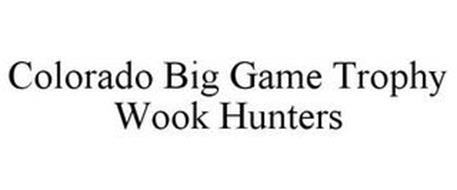 COLORADO BIG GAME TROPHY WOOK HUNTERS