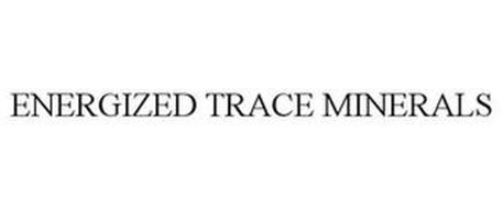 ENERGIZED TRACE MINERALS