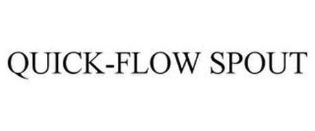 QUICK-FLOW SPOUT