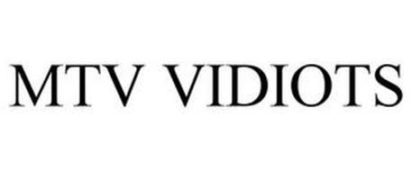 MTV VIDIOTS