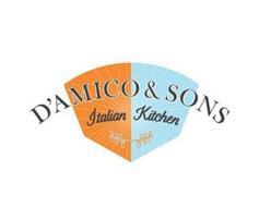 D'AMICO & SONS ITALIAN KITCHEN