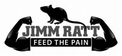 JIMM RATT FEED THE PAIN