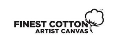 FINEST COTTON ARTIST CANVAS