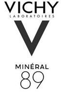 VICHY LABORATOIRES V MINÉRAL 89