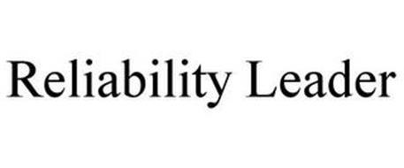 RELIABILITY LEADER