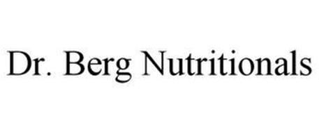 DR. BERG NUTRITIONALS