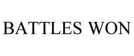BATTLES WON