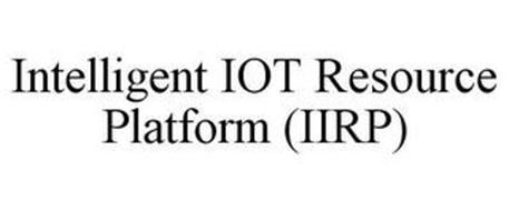 INTELLIGENT IOT RESOURCE PLATFORM (IIRP)