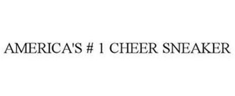 AMERICA'S # 1 CHEER SNEAKER
