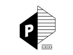 P SIDING