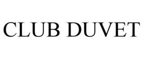 CLUB DUVET