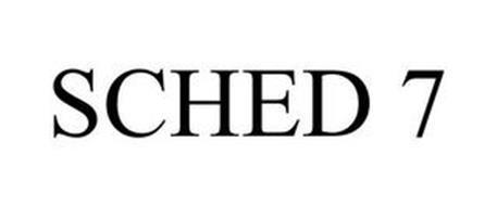 SCHED 7