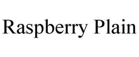 RASPBERRY PLAIN