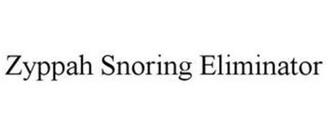 ZYPPAH SNORING ELIMINATOR