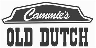 CAMMIE'S OLD DUTCH