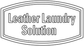 LEATHER LAUNDRY SOLUTION