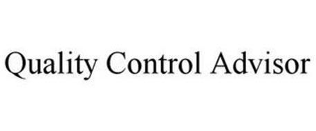 QUALITY CONTROL ADVISOR