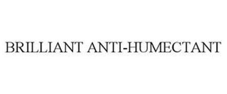BRILLIANT ANTI-HUMECTANT