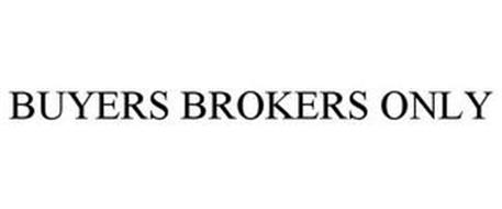 BUYERS BROKERS ONLY