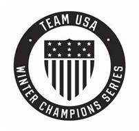 · TEAM USA · WINTER CHAMPIONS SERIES
