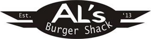 AL'S BURGER SHACK EST. '13