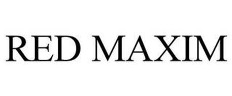 RED MAXIM