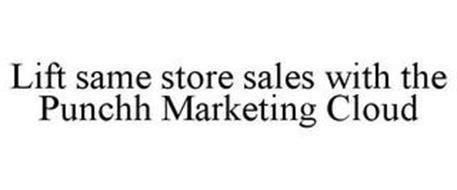 LIFT SAME STORE SALES WITH THE PUNCHH MARKETING CLOUD
