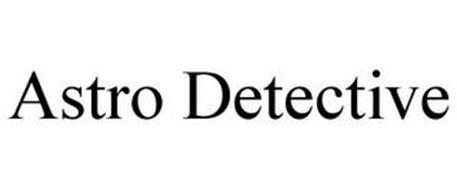 ASTRO DETECTIVE