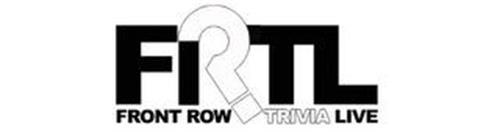 FRTL FRONT ROW TRIVIA LIVE