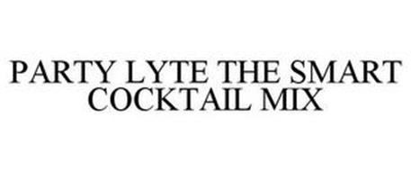 PARTY LYTE THE SMART COCKTAIL MIX