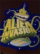 ALIEN INVASION SPLISH SPLASH