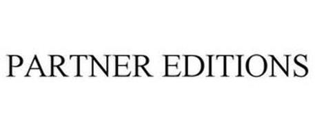 PARTNER EDITIONS
