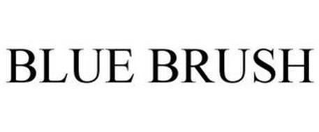BLUE BRUSH