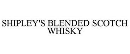 SHIPLEY'S BLENDED SCOTCH WHISKY