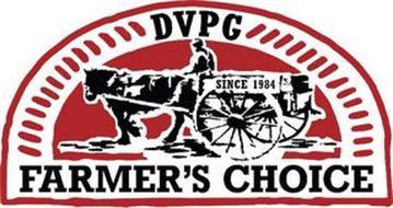DVPG SINCE 1984 FARMER'S CHOICE