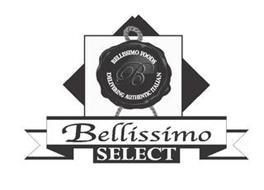 B BELLISSIMO SELECT BELLISSIMO FOODS DELIVERING AUTHENTIC ITALIAN