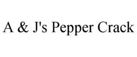 A & J'S PEPPER CRACK