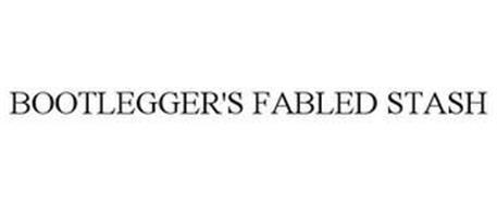 BOOTLEGGER'S FABLED STASH