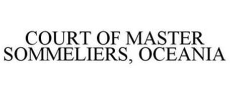 COURT OF MASTER SOMMELIERS, OCEANIA