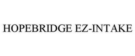 HOPEBRIDGE EZ-INTAKE