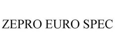 ZEPRO EURO SPEC