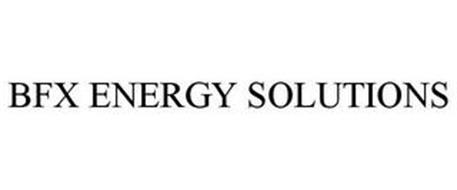 BFX ENERGY SOLUTIONS