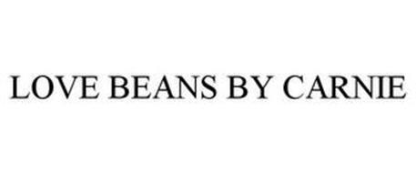 LOVE BEANS BY CARNIE